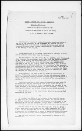 UNWCC - Committee on Facts and Evidence (Committee I) Documents I 001-I 69