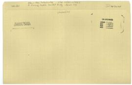 'ADEN & ADEN PROTECTORATES - A. Alasnag, People's Socialist Party - Comm.373 - A/AC.109/PET.1...