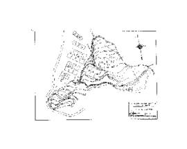 Koje-Do Cemetary Plot Chart - Drawing Number 61