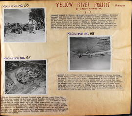 Yellow River Project by Arthur Rothstein - Honan - Negatives No. 86 to 88