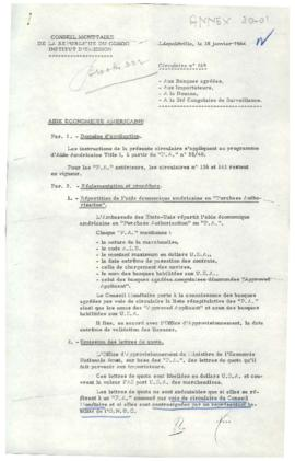 30-01 - Monetary Council - Advisory and Operational Services - Annex