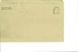 Administration - ADM/019 - US Commissary and Post Exchange (PX) and Chronological Files