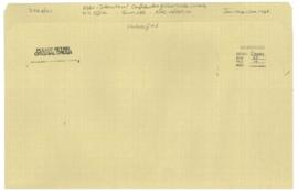 'ADEN - International Confederation of Free Trade Unions, N.Y. Office. - Comm.282 - A/AC.109/PET....