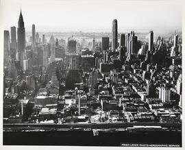 Aerial View of New York 3