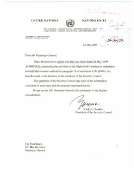 Department of Political Affairs (DPA) - Security Council matters