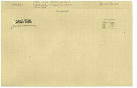 'A/AC.109/PET.94/Add.2 - Malta - Albert Carthy, Socialist International - Comm.413'