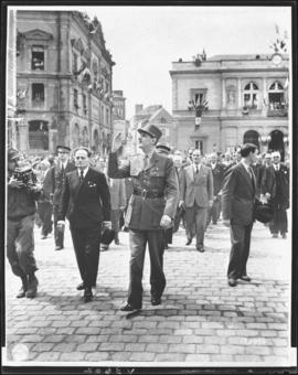 General De Gaulle in Paris