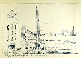 Guy Soilleux's Drawing of the Site Destruction 2