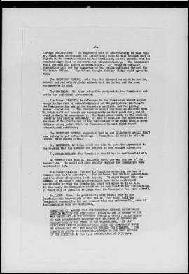 UNWCC - Committee III Minutes Meeting Nos. 1/1945 - 1/1947 (Copies, see Box No. 5)