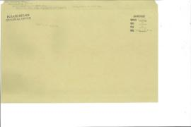 'Administration - ADM/036 - Sanso Co. Ltd., Tokyo - Equipment and Supplies'