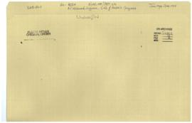 '24. - ADEN - A/AC.109/PET.24, Ali Mohamed Lugman, S-G of People's Congress'