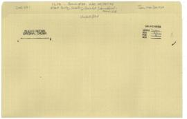 'A/AC.109/PET.94 - Malta - Albert Carthy, Secretary, Socialist International - Comm.137, 228'
