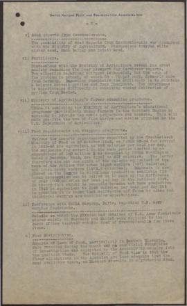 Czechoslovakia Mission Reports - Including Summaries