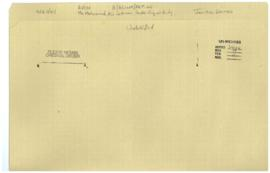 'ADEN - A/AC.109/PET.44 - Mr. Mohammed Ali Lokman, Peoples Congress Party'
