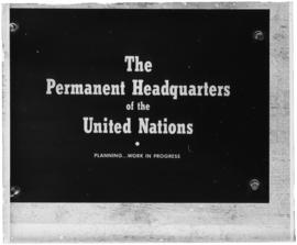 The Headquarters at the United Nations
