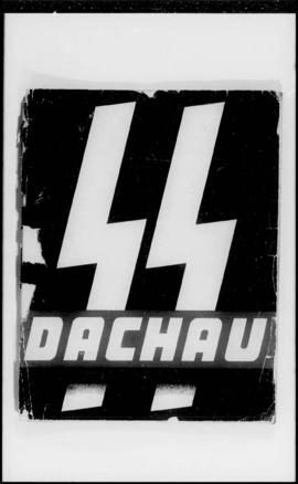 UNWCC - Allied Military Forces Dachau Concentration Camp (Report prepared by the 7th U.S. Army; p...