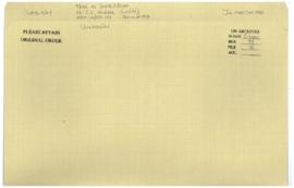TERR. IN SOUTH AFRICA - MR. J. J. HADEBE (UNIAS) - A/AC.109/PET.1107 - COM.#1976