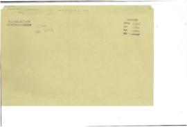 Governments - Correspondence - US Army