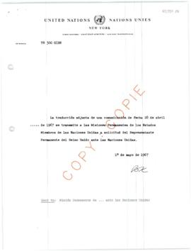 Administration of Non-Self-Governing Territories of Gibralta (Part A B) (2 files) - TR 300