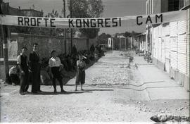 [Albania] Camerian Congress opened at Valona, Sept. 23, 1945.