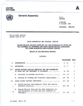 Office of Legal Affairs (OLA) - use of United Nations name