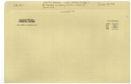 'A/AC.109/PET.101/Add.1 - Rev. Mazobere, Salisbury christian Action Gr. - Comm.415'