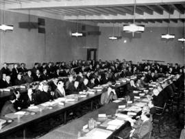 UNCIO Photographs -- General view of the steering committee of the United Nations Conference