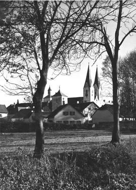 [Germany]: UNRRA / 1652 : Kloster Indersdorf, Germany, View of Kloster Indersdorf.  The Convent w...