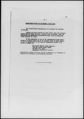 UNWCC - Documents, Reports and Related Materials - Notes on listings of documents and cases: A (A...