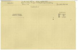 'South West Africa - A/AC.109/PET.932 - Women's Cttee, Amalgamated Engineering Union, Sydney - Co...