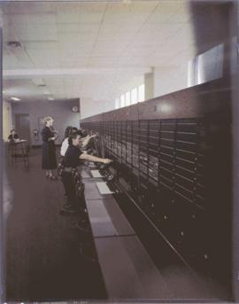 Headquarters - Switchboard