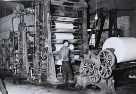 Paper manufacturing plant