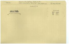 'A/AC.109/PET.107 - MALTA - Anton Buttigieg, Deputy Leader, Malta Labour Party - Comm.216'