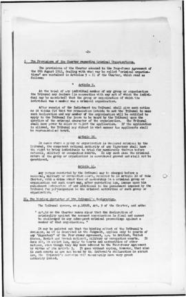 UNWCC - Legal Committee (Committee III) Documents III 1 - III 118 (incomplete)